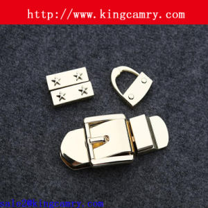High Quality Glorious Gold Accessories Metal Bag Fittings pictures & photos