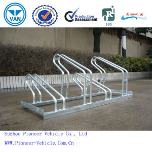 Widely Used Grid Type Bike Display Rack pictures & photos