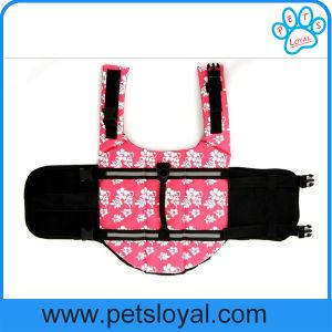 Manufacturer Summer Oxford Pet Swim Dog Life Jacket Coat pictures & photos