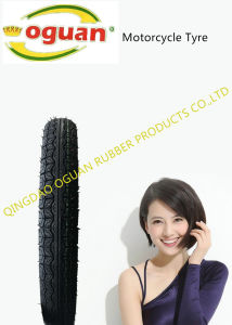 High Quality Electric Vehicle and Motorcycle Tyre of 300-18tt pictures & photos