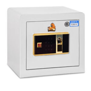 Z30 Mini White Fingerprint Hotel Safe