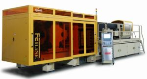96 Cavities Pet Preform Line with The Cooling Robot (DP380/7500) pictures & photos