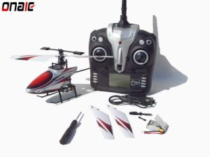 2.4 G RTF 4CH RC Helicopter/ LCD Display RC Toy Helicopter