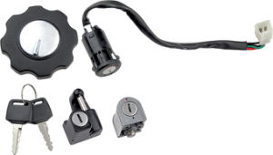 Titan 150 Motorcycle Lock for Honda pictures & photos
