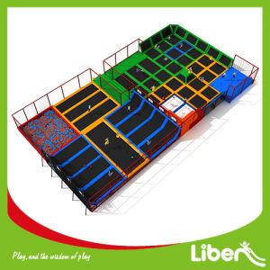 Certified Welders China Toy Association President Company Trampoline pictures & photos