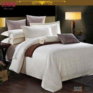 5 Stars Jacquard Hotel Bedding Sets pictures & photos