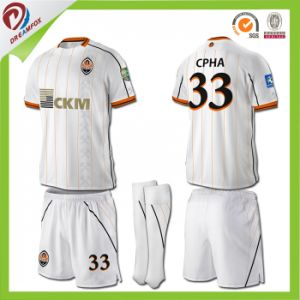 Cheap Wholesale Thai Quality Jersey Soccer Football Shirt Maker Soccer Jersey pictures & photos
