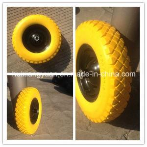 """16"""" 4.00-8 PU Foam Wheel"""