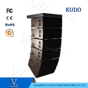 Kudo Double 12′′ 3-Way Line Array Speaker pictures & photos