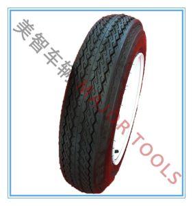480-12 Tubeless Trailer Wheel, Rubber Wheel, Wheel Firewood Machine Shredder Wheel pictures & photos