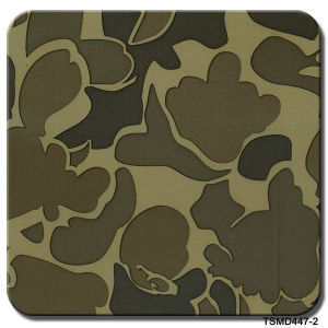 Tsautop 1 Meter Width Camo Water Transfer Hydrographic Film pictures & photos