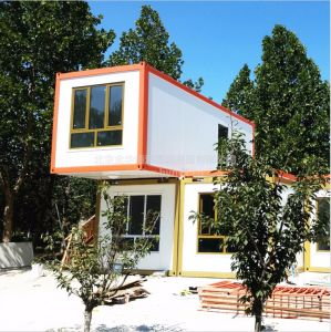 Modular Prefab Container House for Office Building pictures & photos