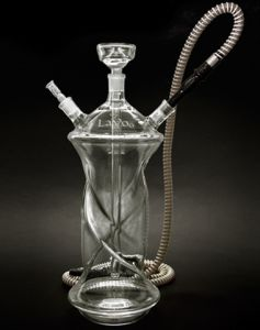 Wholesale E Shisha Hookah, Glass Hookah, Electronic Cigarette Glass Hookah From China pictures & photos