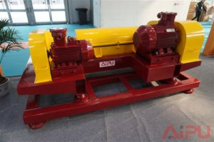 Aipu Solids Control for Mud Cleaning System Decanter Centrifuge