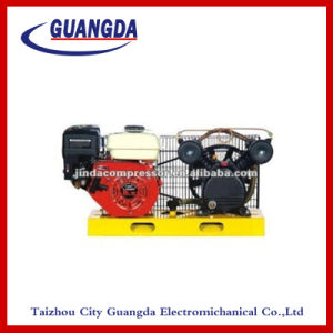 Petrol 5.5HP 4kw with 2051pump Air Compressor (DCV2051) pictures & photos