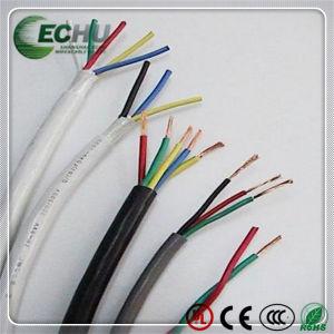JIS Standard Soft PVC Cable 600V pictures & photos