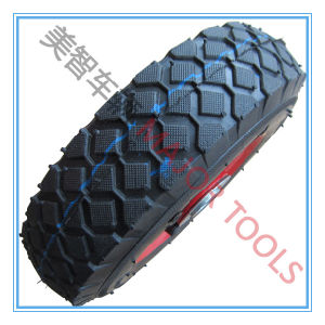 Pneumatic Rubber Wheel for Wheelbarrow (250-4) pictures & photos