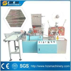 Favourable Price Drinking Straw Wrapping Machine pictures & photos