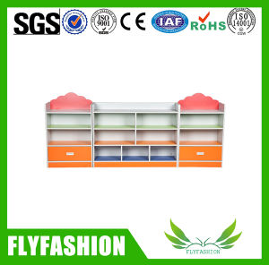 Colorful Children Wooden Cabinet for Storage (SF-109C) pictures & photos