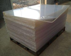 Transparent Plexiglass Sheet Manufacturer Real Factory pictures & photos