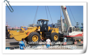 Caterpillar Front End Loader 5t Wheel Loader pictures & photos