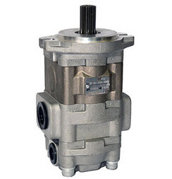 Shimadzu Sdy Double Gear Pump pictures & photos