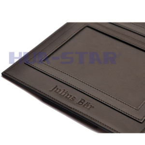 Customized Logo Leather Photo Frame as Promotional Gift pictures & photos