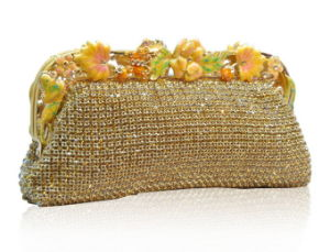 Mesh Crystal Evening Bag (EB3286) Crystal Bags