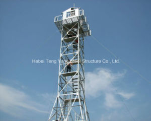 High Quality Galvanized Cellular Forest Fire Watch Tower pictures & photos