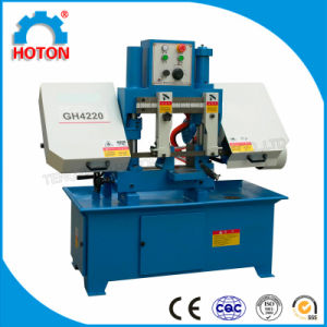 Double Column Horizontal Band Sawing Machine (GH4220) pictures & photos