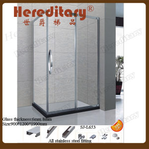 6mm Clear Tempered Glass Shower Enclosure Room for Bathroom (SJ-L680) pictures & photos