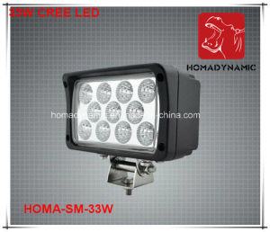 7 Inch 33W LED Work Light LED Headlight for SUV, Truck pictures & photos