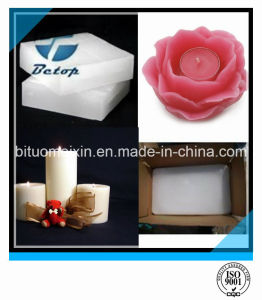 High Quality Paraffin Wax Semi-Refined 58-60 for Making Candles pictures & photos