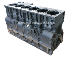 Single Thermostat Cylinder Block of Cummins 6CT pictures & photos