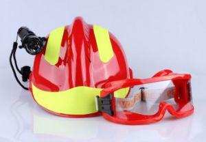 Europe F2 Fire Helmet