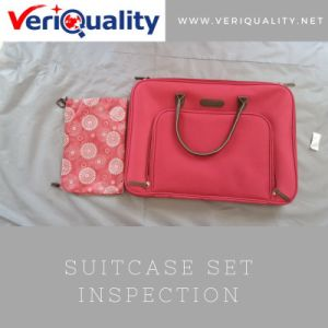 Suitcase Set Quality Control Inspection Service at Pinghu, Zhejiang pictures & photos
