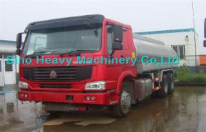 Diesel Tanker Truck HOWO Brand Tanker Tansport Truck pictures & photos