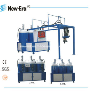 Professional PU Pouring Machine for Safety Shoes