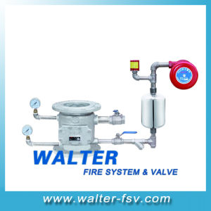 Stainless Steel Alarm Check Valve pictures & photos