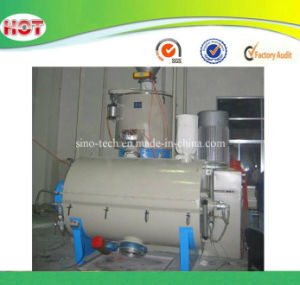 Horizontal and Vertical Wood Plastic Mixer/Heating Cooling Mixer System pictures & photos