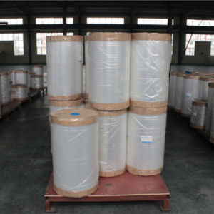 100 Mic Transparent CPP Film Polyprolylene Film Hubei Dewei pictures & photos