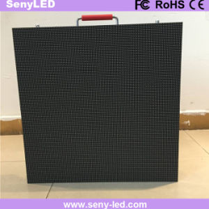 P4.81 Outdoor Video Advertising Panel LED Display Screen for Rental pictures & photos