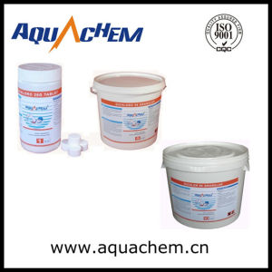Sodium Dichloroisocyanurate with Certificates - China Water Treatment Chemical, Swimming Pool Chemical pictures & photos