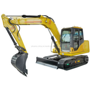 4.5tons Japan Yanmar Engine Mini Excavator with CE pictures & photos