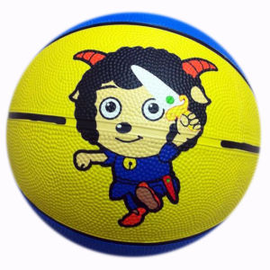 Promotional Custom Printed Timeproof Kids′ Basketball pictures & photos
