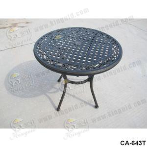 Cast Aluminium Furniture, Outdoor Furniture Ca-643tc pictures & photos