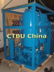 High Vacuum Dielectric Oil Purification to Purification Dielectric Transformer Oils La Purificacion Del Aceite Dielectrico pictures & photos
