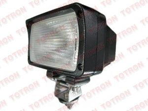 "5.5"" 35W/55W Rectangle 9-32V Aluminum Alloy HID Work Light (T2012)"