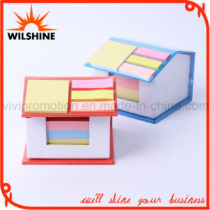 House Shaped Sticky Notes for Promotion Gift (GN009) pictures & photos