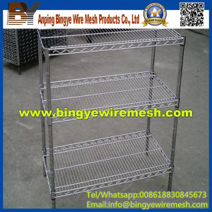 Stainless Steel Wire Mesh Kitchen Cooking Basket pictures & photos